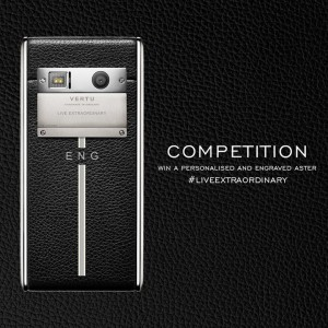 Vertu Extraordinary Competition