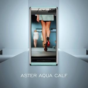 Vertu Aster Aqua Calf