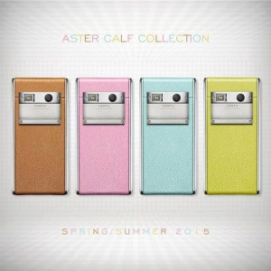 Vertu Aster Calf Collection